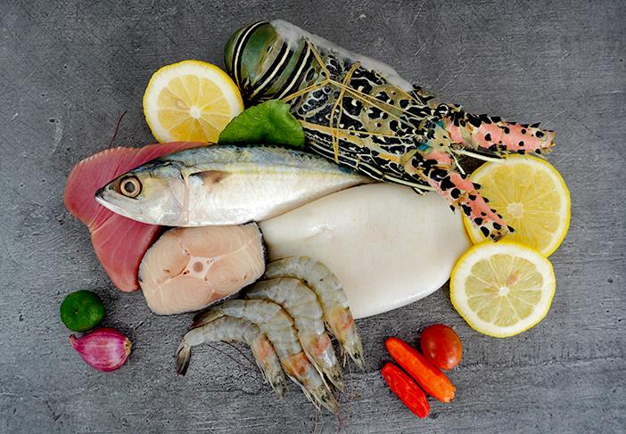 Seafood di rumah