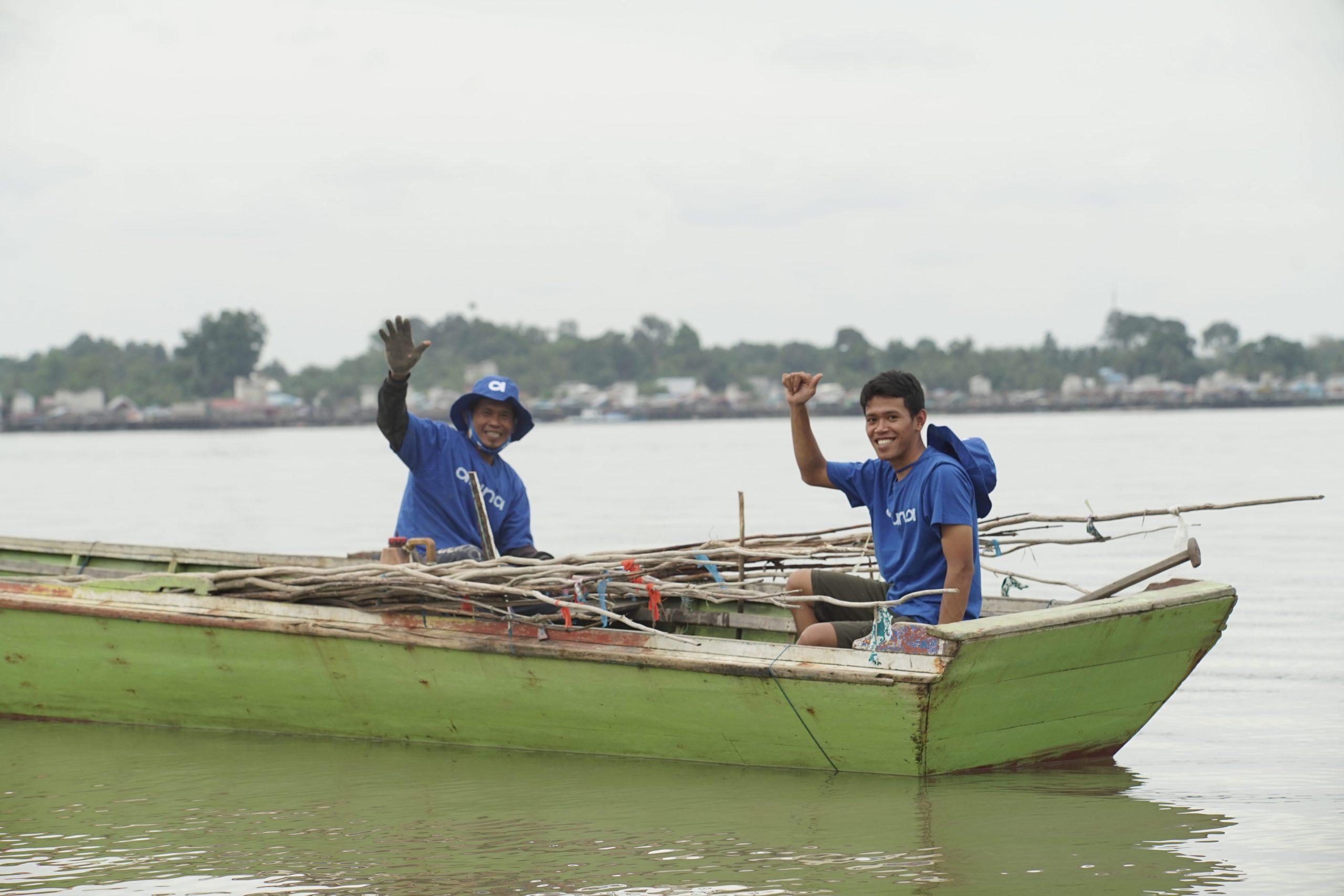 nelayan aruna